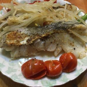 【デブ必見!】夜飯は手抜き料理気が付けば脂肪とさよなら(塩だらと野菜のアクアパッツァ編)