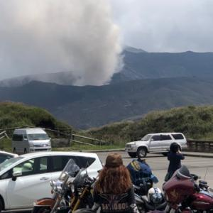 チャンポンtoカレーto火山灰^^;