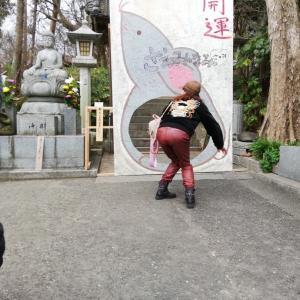 かえる寺その2(#^.^#)