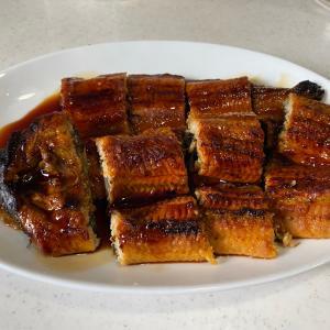 お安い鰻を美味しく食べよう^^