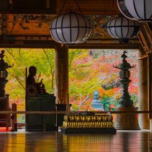 【2019年版】奈良でおすすめの紅葉スポット10選|見頃やアクセスを紹介!