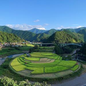 和歌山の絶景棚田「あらぎ島」がスゴイ!見頃やアクセス・駐車場情報を紹介!