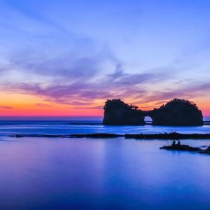 和歌山の夕日の絶景「円月島」おすすめ時期や鑑賞ポイント、アクセスを紹介!