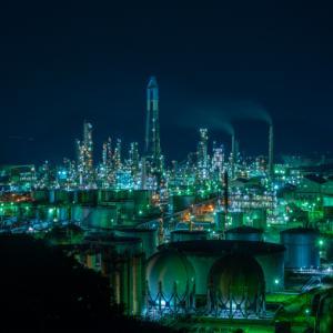 和歌山の工場夜景「ENEOS和歌山製油所(旧東燃ゼネラル石油)」夜景写真やアクセスなどを紹介!
