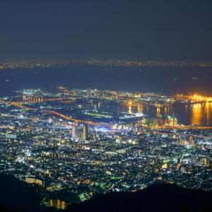 関西のおすすめ夜景スポット13選 デートやドライブに最適な非日常の世界へ