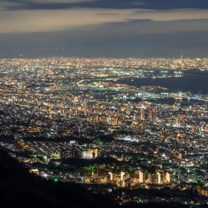 日本三大夜景「摩耶山掬星台」 掬星台の様子やアクセス・駐車場情報をご紹介!