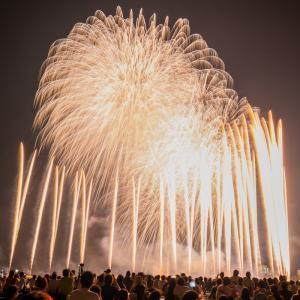 【兵庫旅行記】芦屋サマーカーニバルで花火撮影してきた|2019年7月