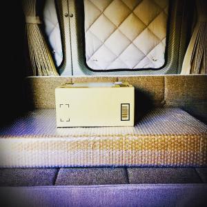 レーダー&レーザー探知機COMTEC ZERO307LV取付け(^_−)−☆