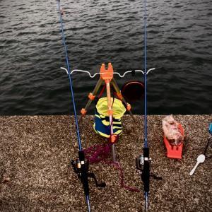 釣りは終わらない^_^