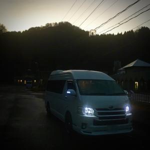 出羽三山神社へ