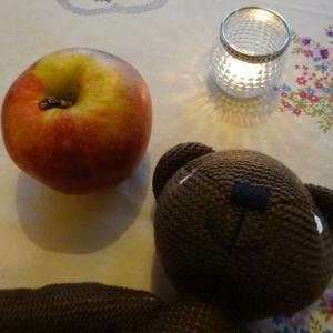 大きなりんご♡
