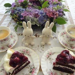チェリーちゃんのケーキ♡