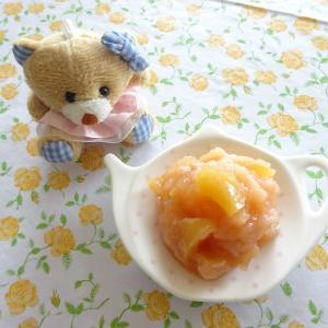 かわいい桃色のジャム♡