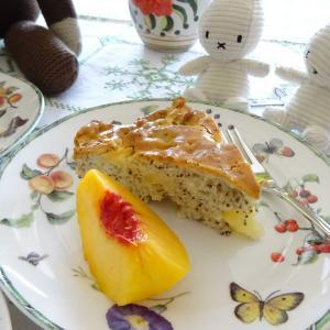 りんごと紅茶のケーキ♡