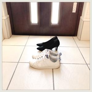 靴が2足になりました。