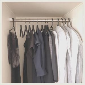 服の悩みをなくしたい。