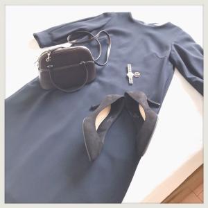 1枚の服で秋コーデを考えてみる。