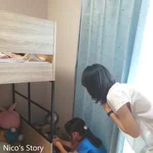 【事例/声】自身で考える!好きなものに囲まれた子ども部屋づくり、ママも気持ちがスッキリした!