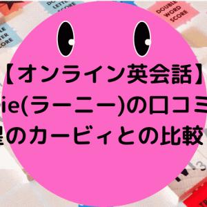LEARNie(ラーニー)の口コミ・評判【星のカービィとの比較!】
