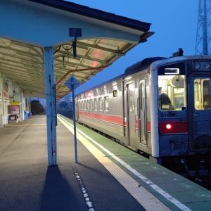 明日8月5日は花咲線根室駅99年の誕生日