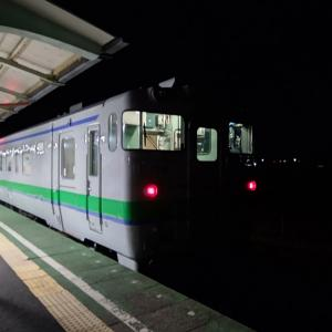 花咲線全区間定期列車にキハ40が代走
