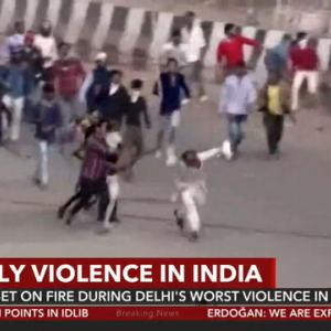 インドで始まったイスラム教徒への弾圧