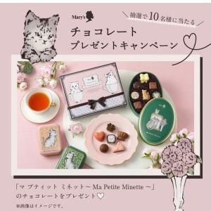 メリーチョコレートプレゼント情報 2月9日締め切り