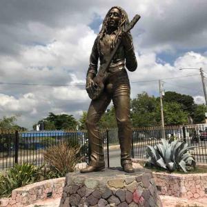 ジャマイカキングストンでボブマーリー巡りをしてきた