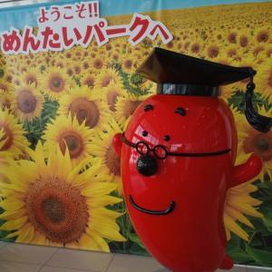 めんたいパーク神戸三田は子供が喜ぶめんたいランドがおすすめ、おにぎり食べてお土産も購入