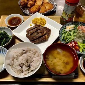 夜ご飯とお弁当