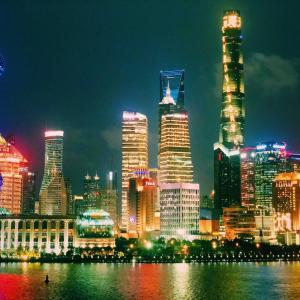 【旅行記】中国に行ってきました①【上海】