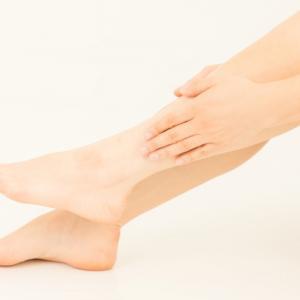 美肌・痩身・免疫力UPのツボ「足首の冷えとり」公開