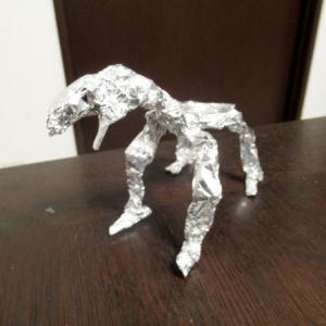 図画工作 四つ足の生き物