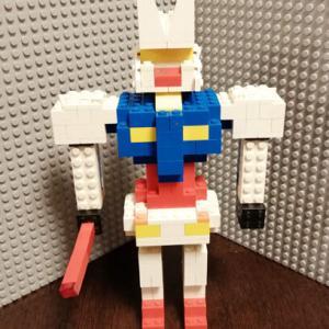 10歳 ロボット10 ガンダムちゃん