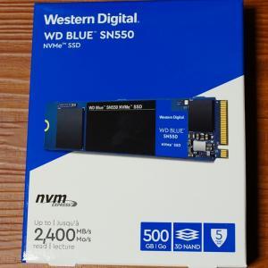 M.2 SSDに変更