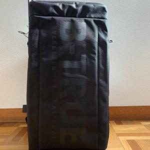 エバーグリーンの2wayツアーバッグを購入
