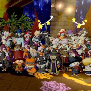 #clubTOY_BOX のハロウィンパーティーからの、 #ハピハロパレード でそのまんまアフター #レイブンガーデン でうぇえ〜いしてきた結果