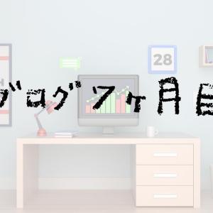 【報告】ブログ始めて7ヶ月のお話。【PVは微増の13,000PV】