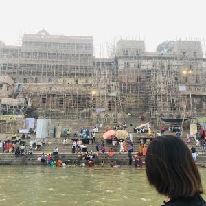 【インド女子旅】バラナシのガンジス川で感じたこと