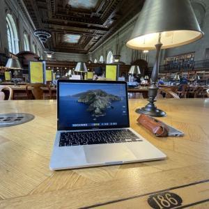 【ノマド向け】ニューヨークでおすすめのコワーキングスペースは図書館!