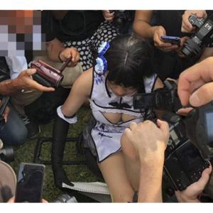 中国美女コスプレイヤーが日本のコミケで性犯罪被害に!? コスプレ撮影マナーを守ろう!