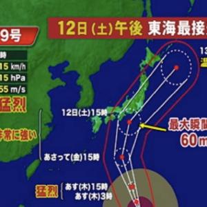ダイソーの防災グッズが有能!台風の備えに準備しておこう!