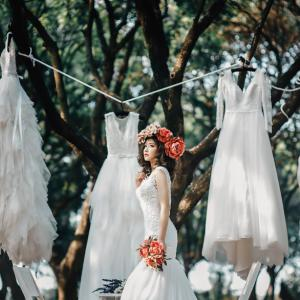 ドレス探しの旅① 運命のドレスを探す私たち