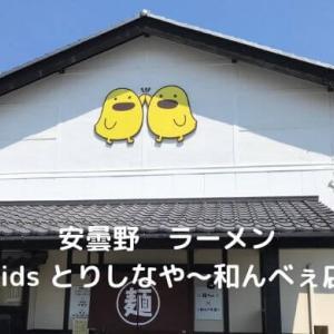 安曇野のラーメン【麺kids とりしな屋】|子供連れにおすすめ!大きなボールプールあり!