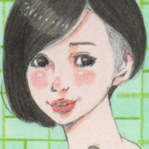 【女の子イラスト】コピックでムラにならずに背景を塗る方法