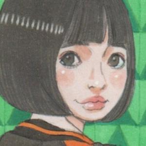【女の子イラスト】コピックで背景が思いつかない時の背景4
