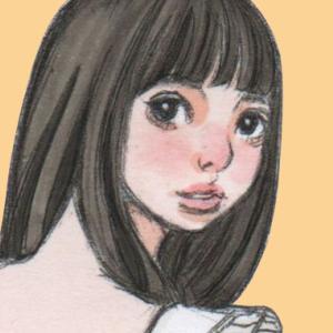 【女の子イラスト】コピックで振り返る女の子のアナログイラストを描いてみた