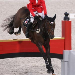 オリンピック 総合馬術競技