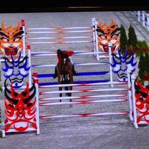 オリンピック 障害馬術競技