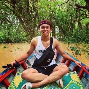 カンボジア1人旅② トンレサップ湖